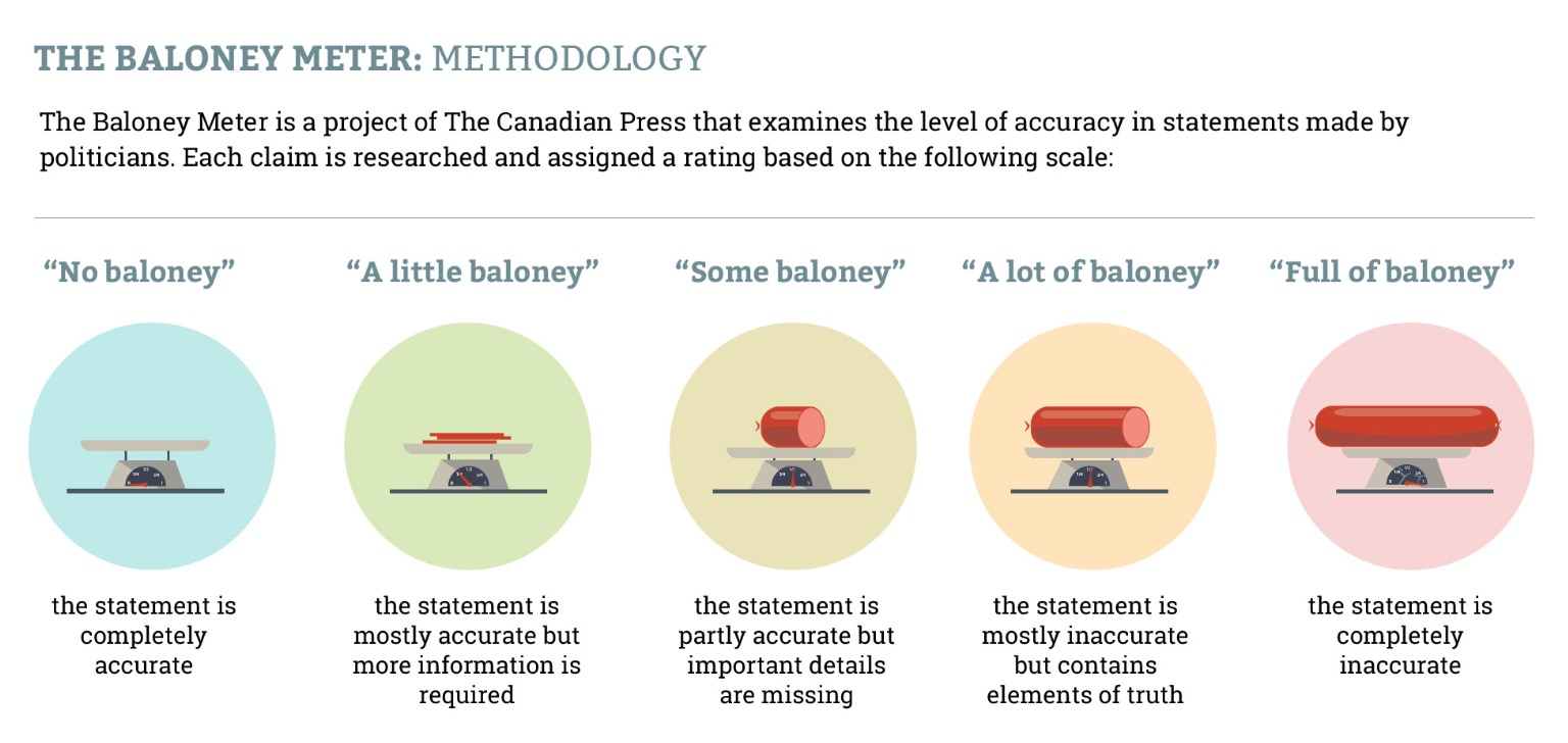 """Brilliance or Baloney?"": A quiz format to develop substantiated judgements"