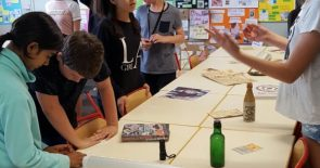 Educational Escape Rooms: Case Study 1 – Larger groups / younger students