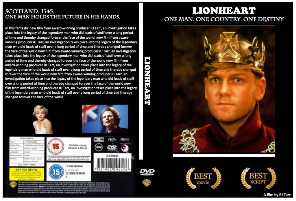 u201cdesign a dvd inlay u201d