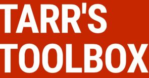 TARR'S TOOLBOX