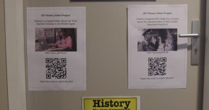 Share (and track!) student video projects with QR codes