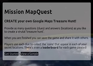 mission mapquest