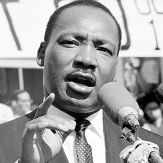 My name is Martin Luther King Junior. I was born in Atlanta, Georgia on January 15th, 1929. My parents are Martin Luther King, Sr. and Alberta Williams ...