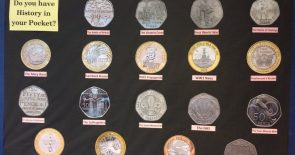 """""""History in your pocket"""": Coins as sources"""